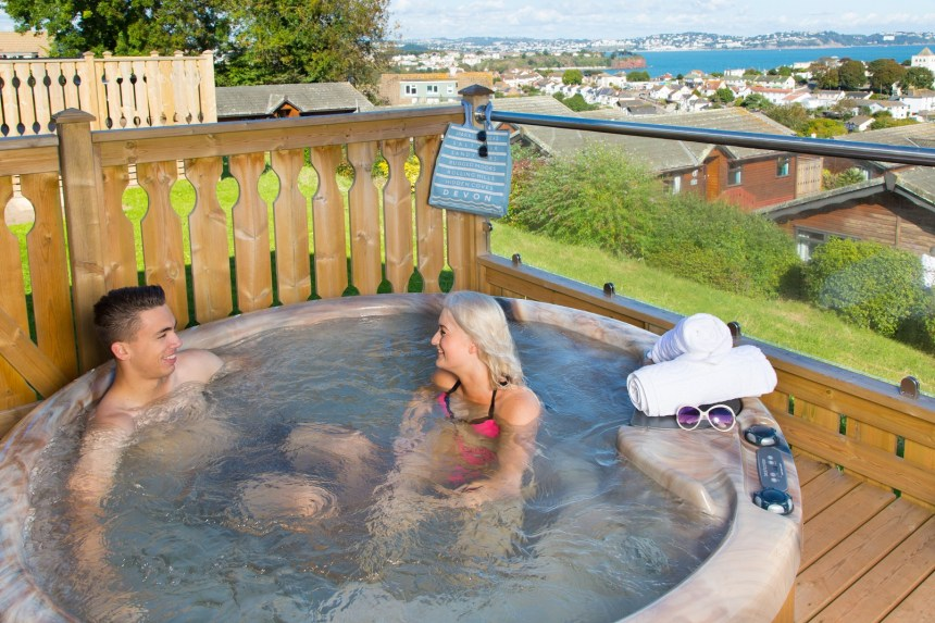 Platinum Hot Tub Holiday Lodge at Beverley Holidays